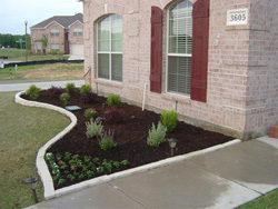 denton tx lawn care and landscaping